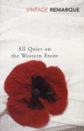 Book Cover for  All Quiet on the Western Front by Erich Remarque