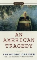 Book Cover for An American Tragedy by Theodore Dreiser