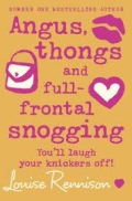 Book Cover for  Angus, thongs and full frontal snogging by Louise Rennison