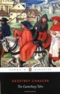 Book Cover for The Canterbury Tales by Geoffrey Chaucer