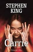Book Cover for  Carrie by Stephen  King