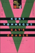Book Cover for  Cat's Cradle by Kurt Vonnegut