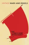 Book Cover for The Communist Manifesto by  Marx and Engels