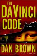 Book Cover for The Da Vinci Code by Dan Brown