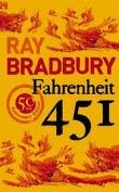 Book Cover for  Fahrenheit 451 by Ray Bradbury