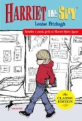 Book Cover for  Harriet the Spy by Louise Fitzhugh