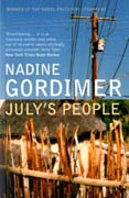 Book Cover for  July's People by Nadine Gordimer