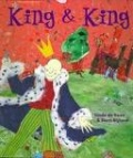 Book Cover for  King & King by Linda da Haan