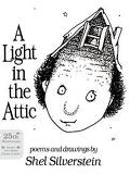 Book Cover for A Light in The Attic by Shel Silverstein