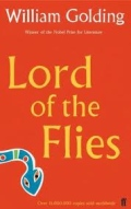 Book Cover for  Lord of the Flies by William Golding