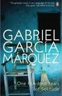 Book Cover for  One Hundred Years of Solitude by Gabriel Garcia Marquez