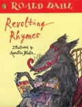 Book Cover for  Revolting Rhymes by Roald Dahl
