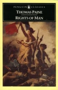 Book Cover for The Rights of Man by Thomas Paine