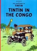 Book Cover for  Tintin in the Congo by  Herge