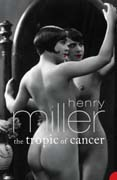 Book Cover for  Tropic of Cancer by Henry Miller