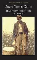 Book Cover for  Uncle Tom's Cabin by Harriet Beecher Stowe