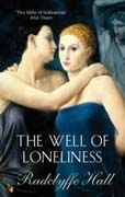 Book Cover for The Well of Loneliness by Radclyffe Hall